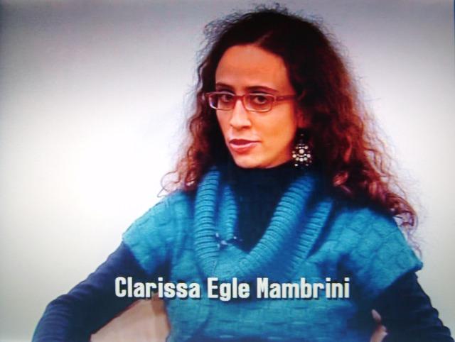 Durante un'intervista televisiva per un'emittente locale a novembre 2013